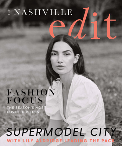 The Nashville Edit digital magazine