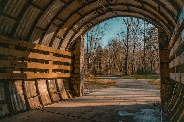 Percy Warner Park - Hiking Near Nashville