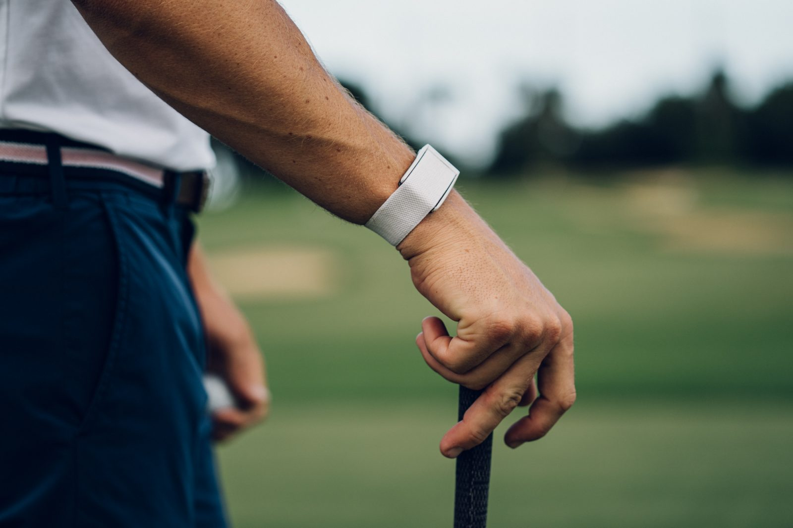 Whoop golf watch featured in the nashville edit
