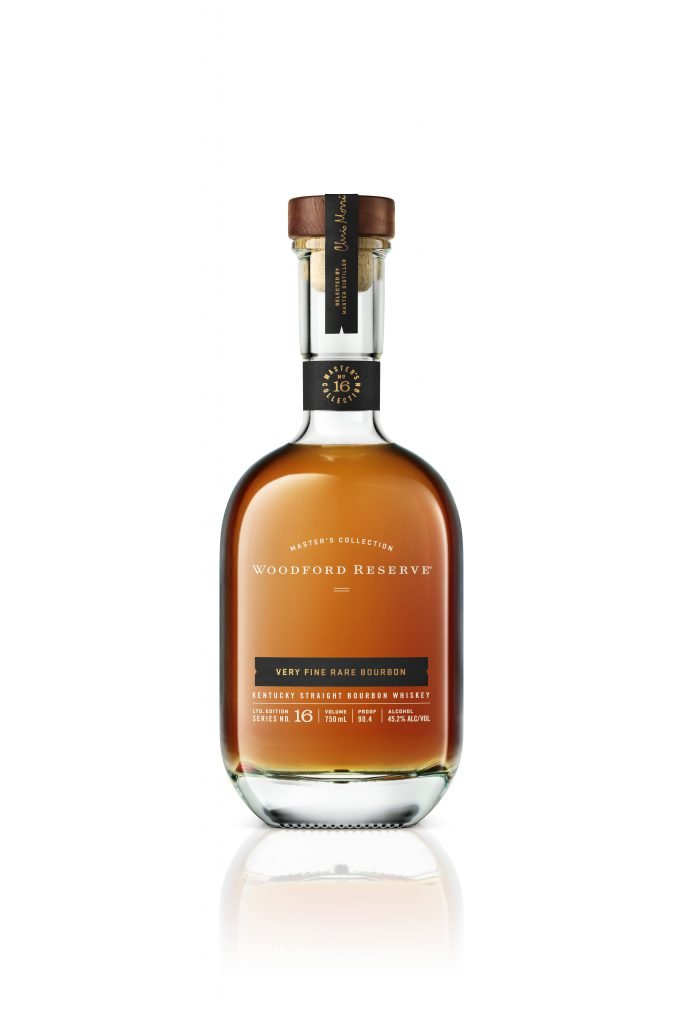 Woodford Reserve Master's Collection Jack Daniel's Whiskey