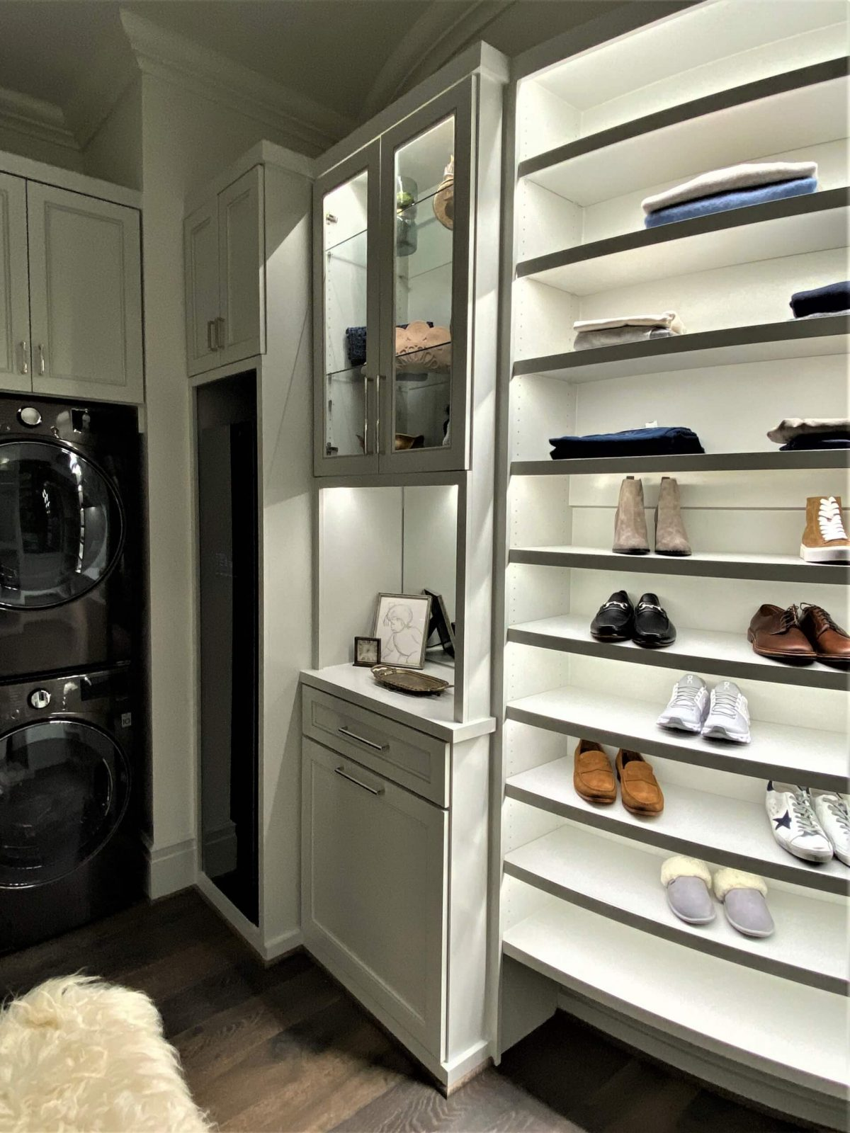 A sample of the work done by The Closet Company in Nashville, TN