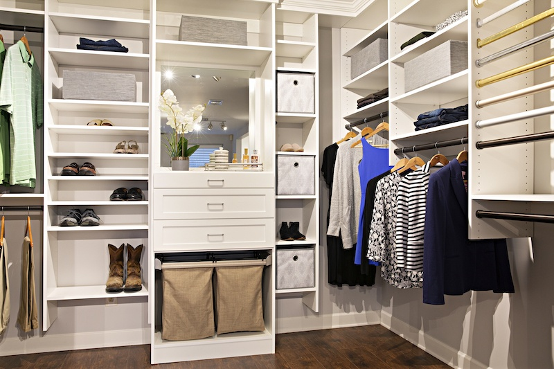 The Closet Company's closet organization services