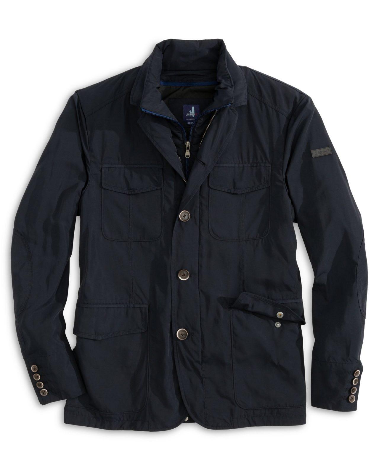 Johnnie-O Phelps Lightweight Field Jacket