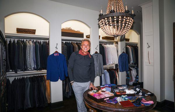 Foster's closet