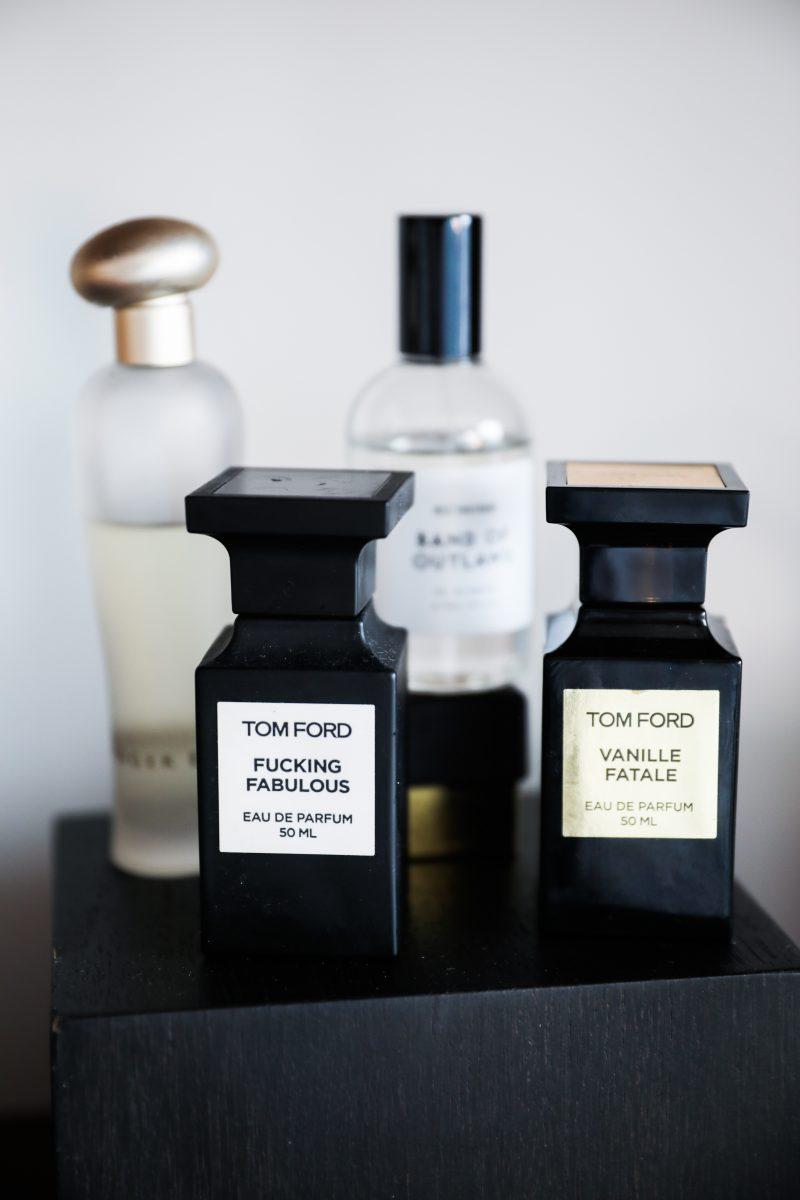 Celine's favorite fragrances by Tom Ford