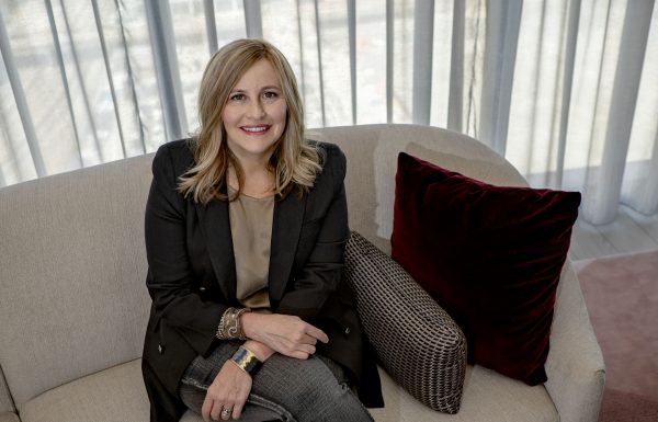 Megan Barry, featured in the Nashville Edit