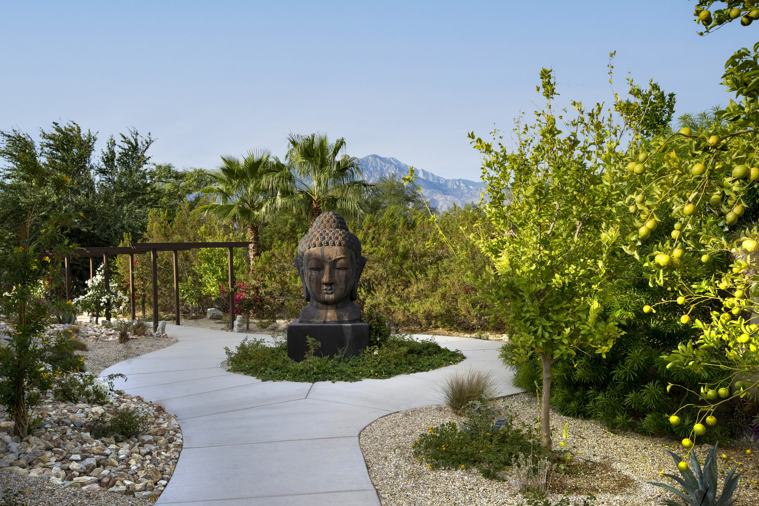 Looking for a relaxing vacation in California? Visit the We Care Spa in Desert Springs.