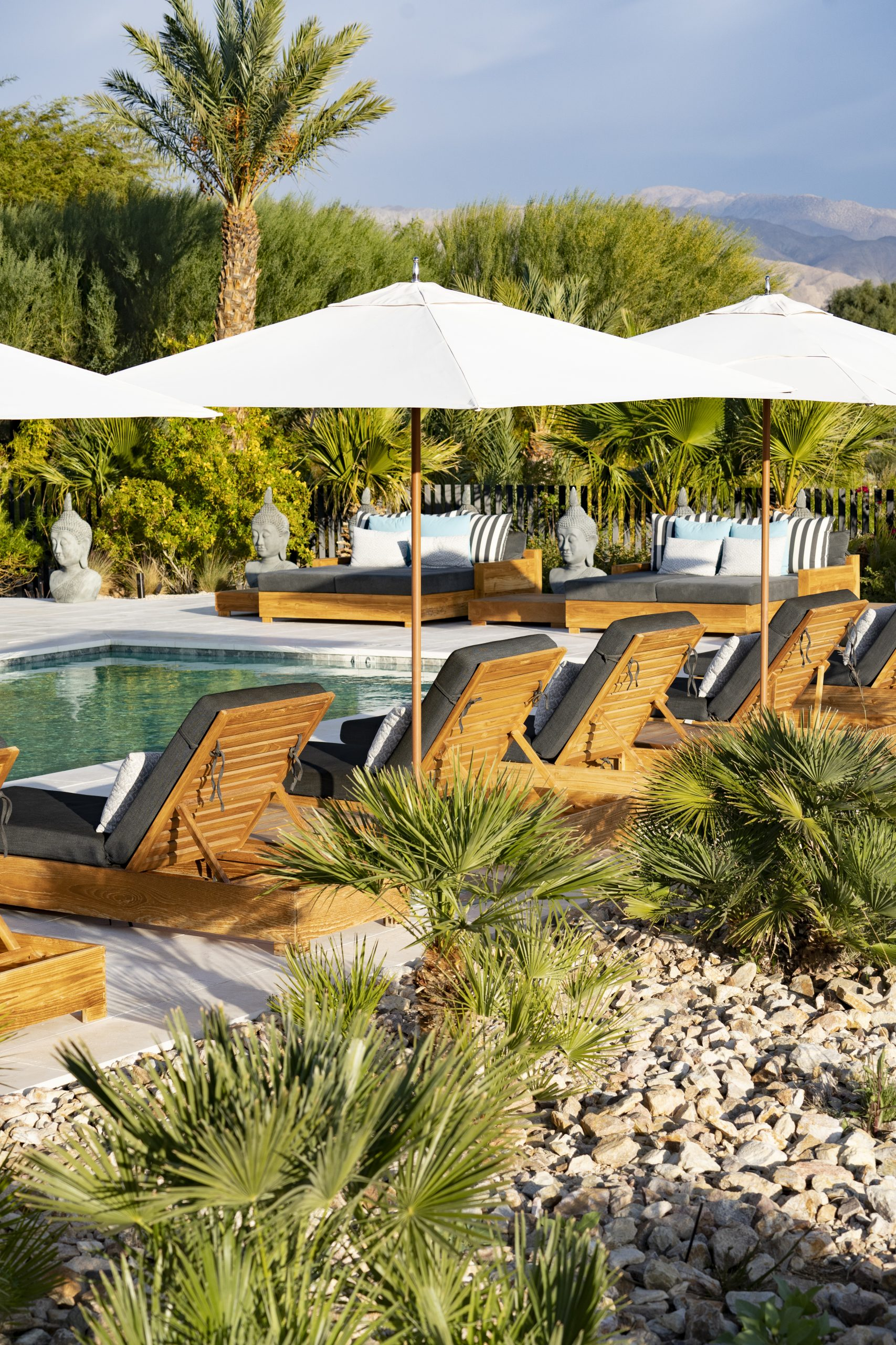 We Care Spa in Desert Springs, CA offers wellness and relaxation programs.