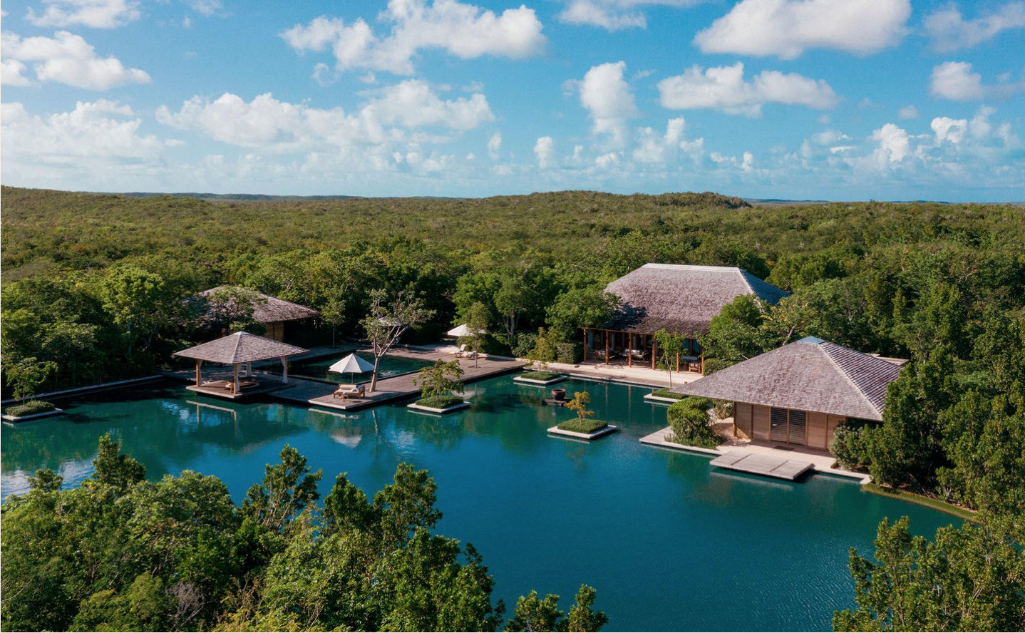 Wellness getaway location Amanyara in the Turks and the Caicos image 3