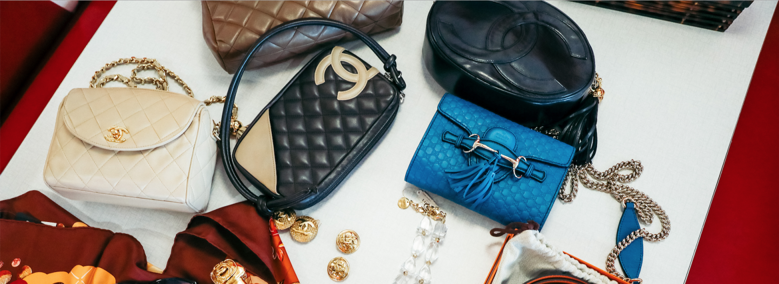 Why you should buy vintage accessories