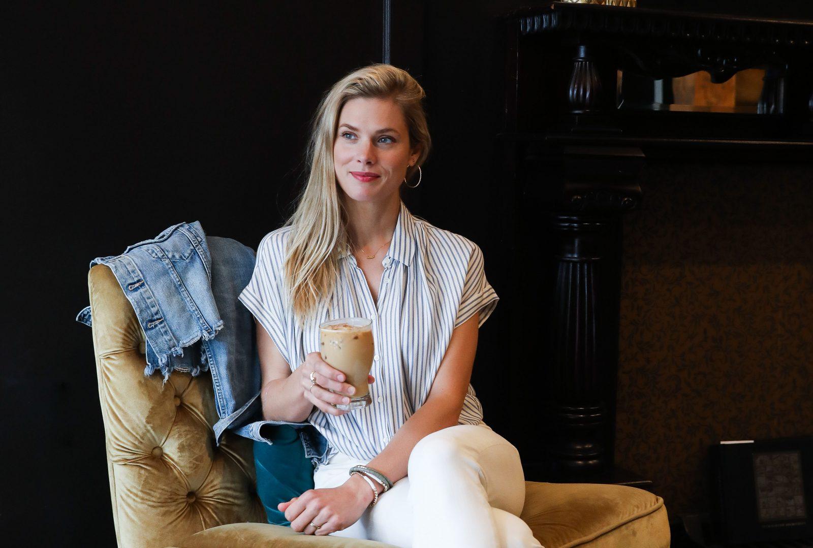 Laura Lea Bryant - Holistic Nashville Chef and Author of The Laura Lea Balanced Cookbook