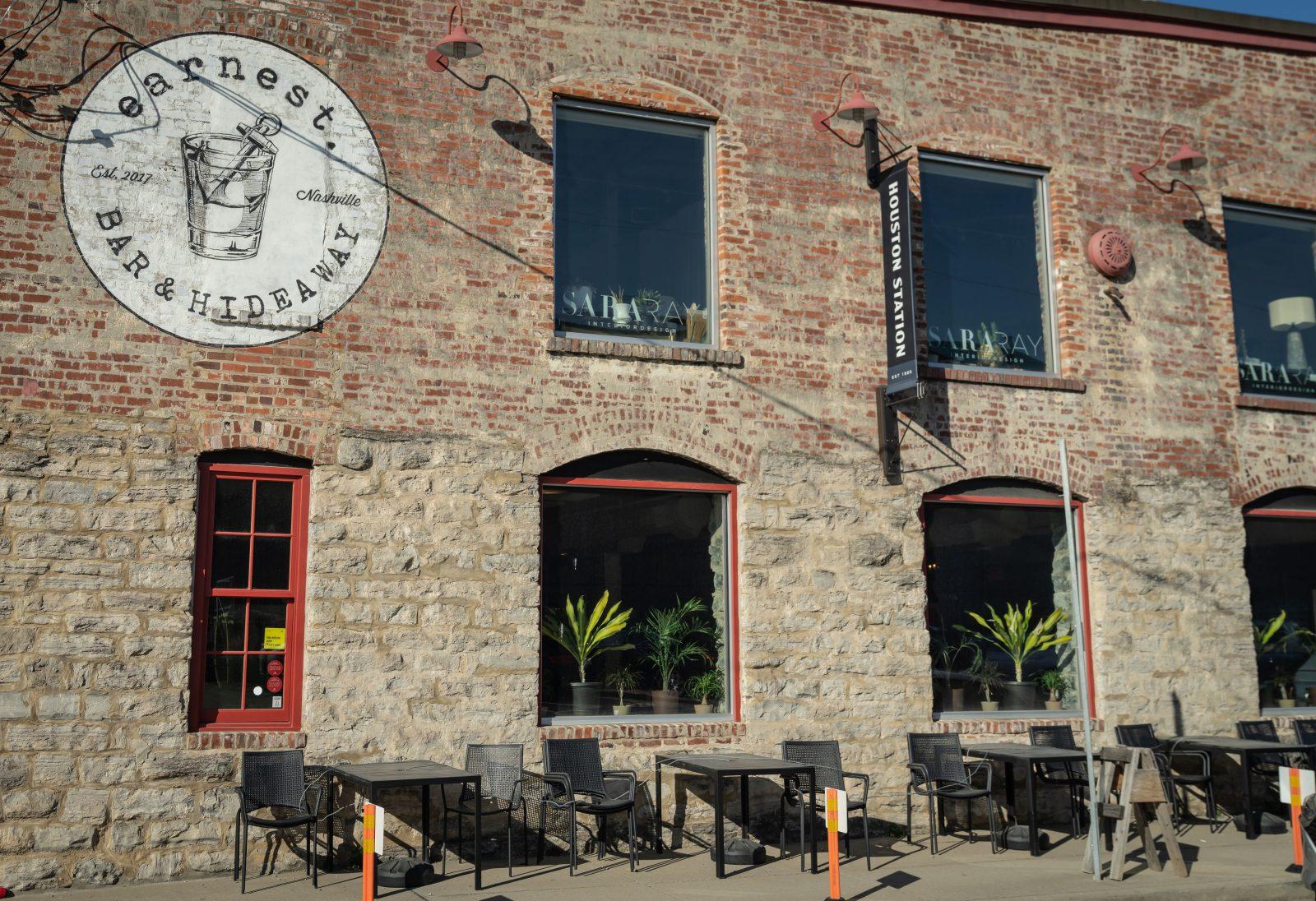 Earnest Bar & Hideaway location in TN