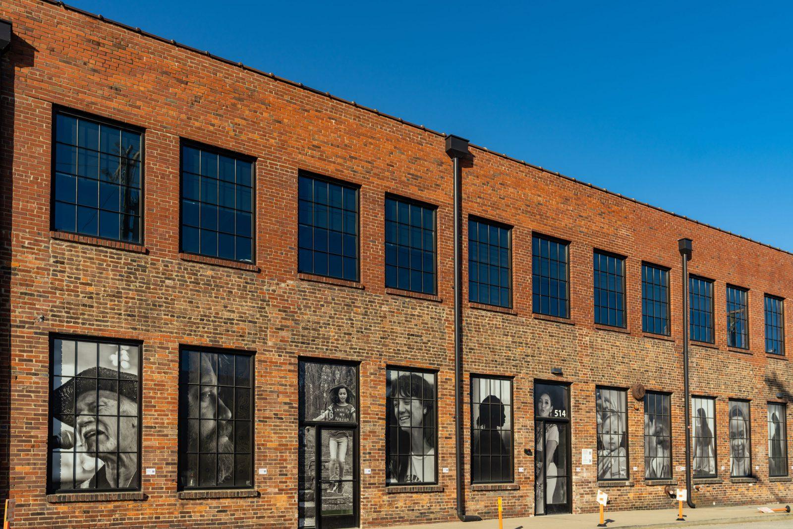 May Hosiery factory building in Nashville, TN