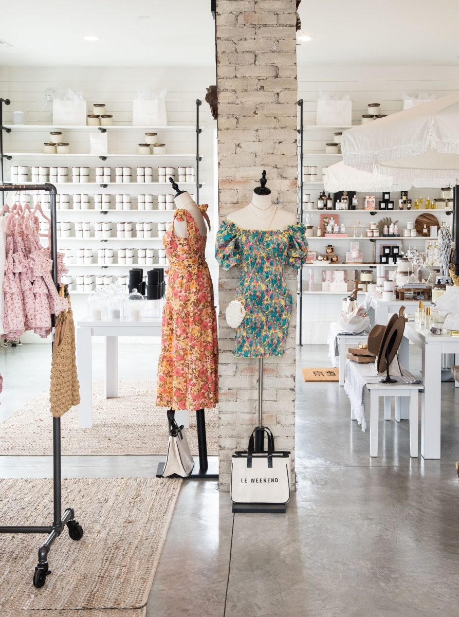 Nellamoon fashion and wellness shop in Nolensville