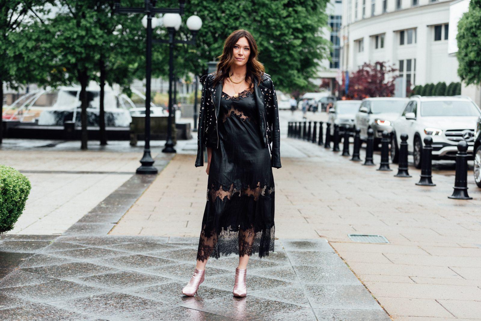 Jessica Biel at the Symphony Fashion Show 2021