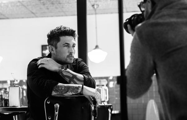 Michael Ray featured in The Nashville Edit