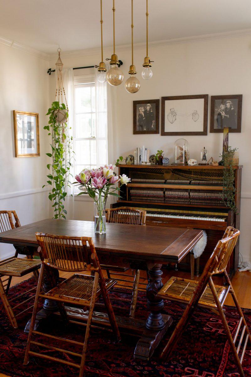 Ruby's dinning room