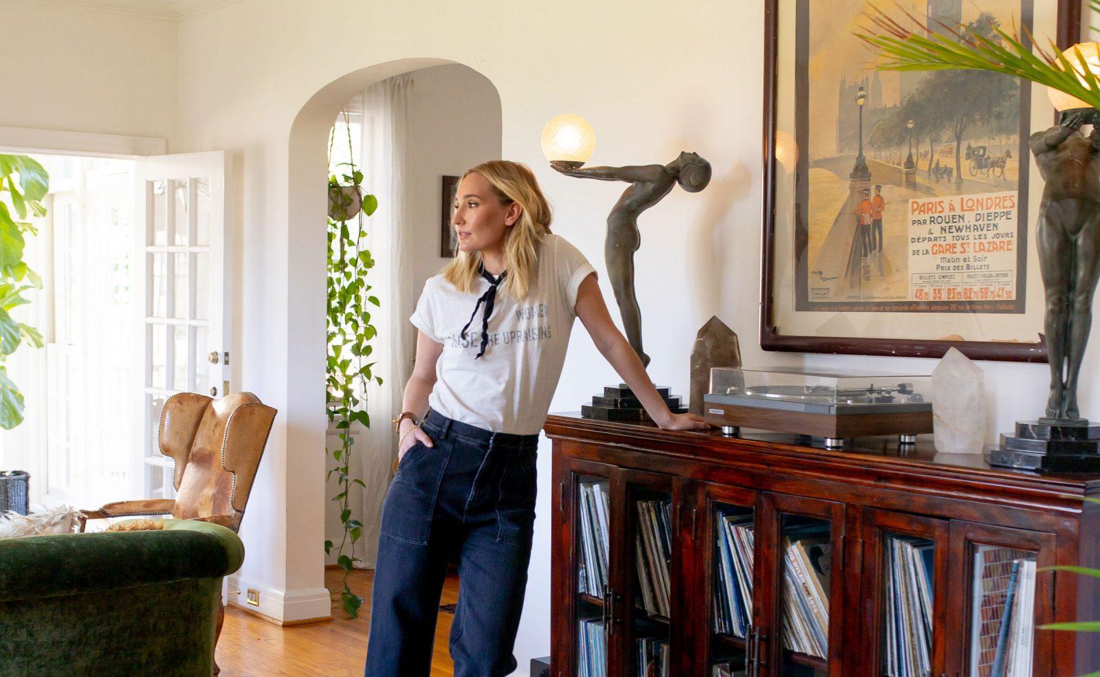 Ruby Stewart's personal style in Nashville Edit Magazine