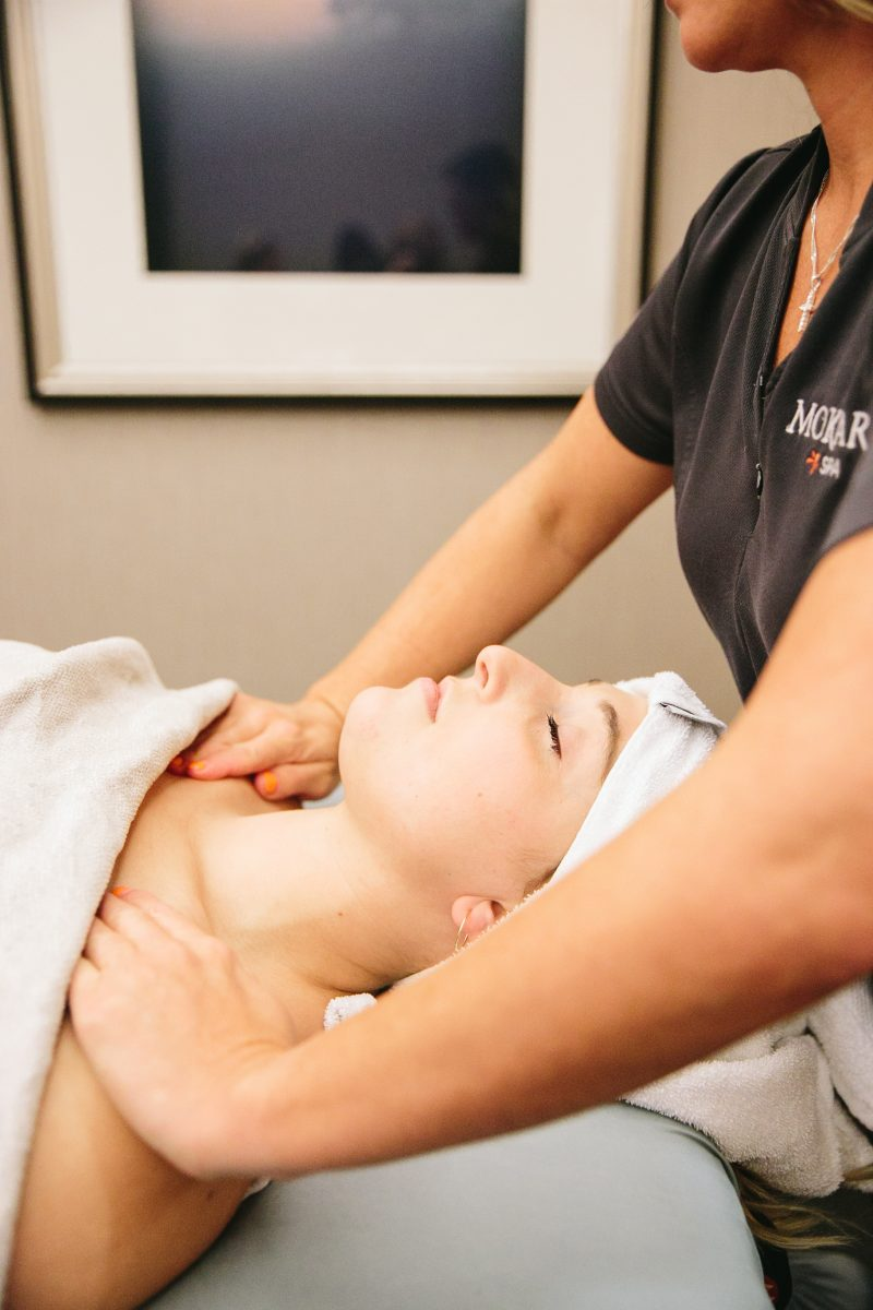 Massages for couples and singles at the Mokara Spa in Nashville, TN