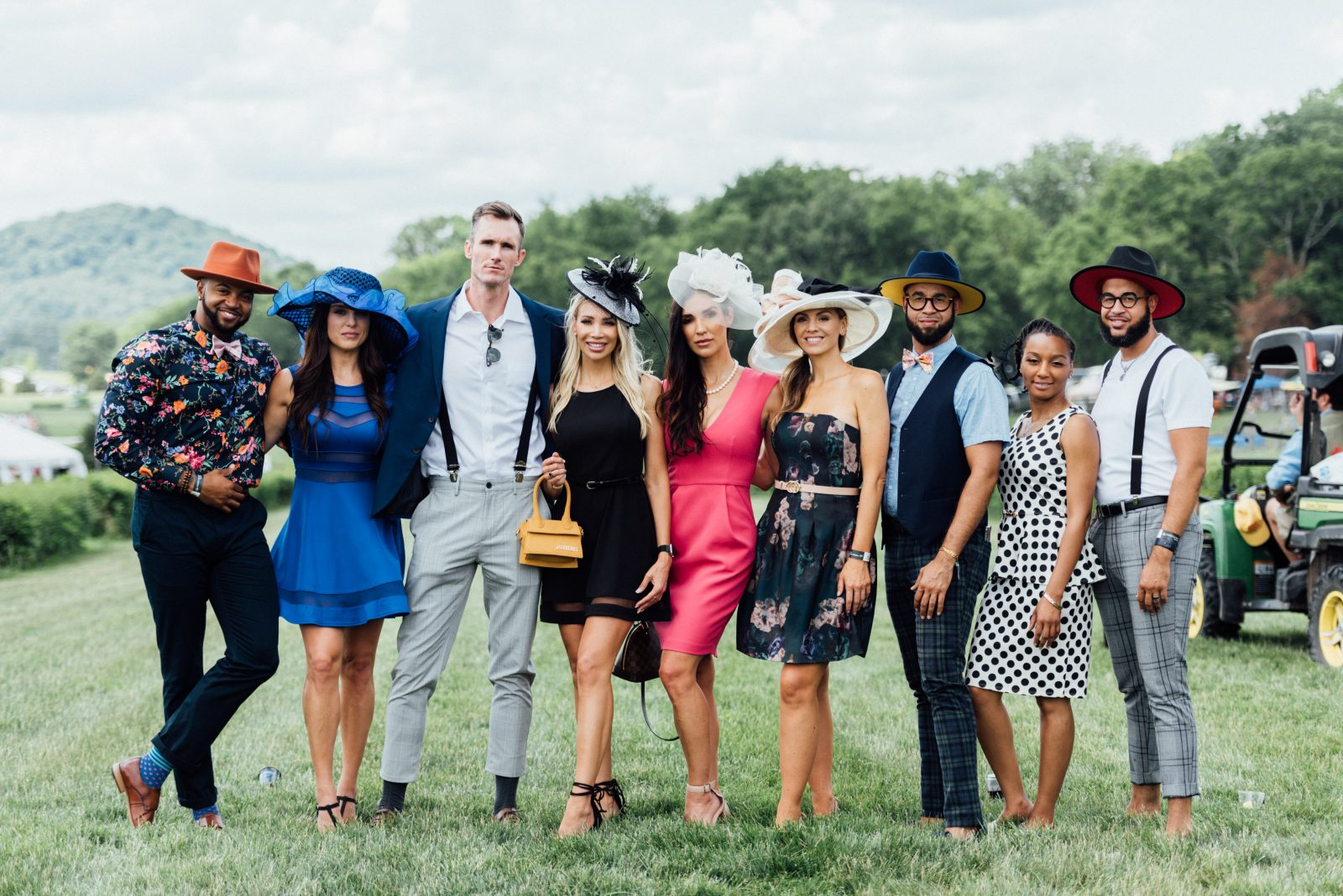 Featured Fashions at TN Steeplechase 21
