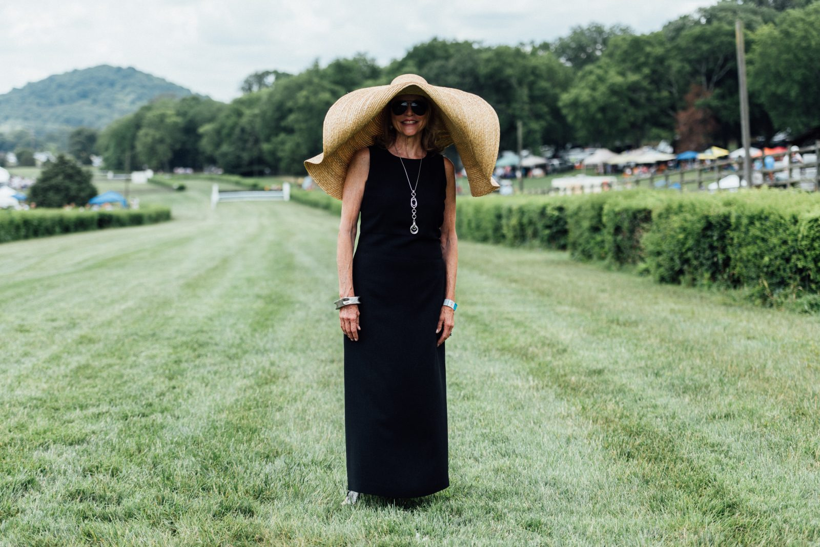 Bell Newton at Steeplechase 2021