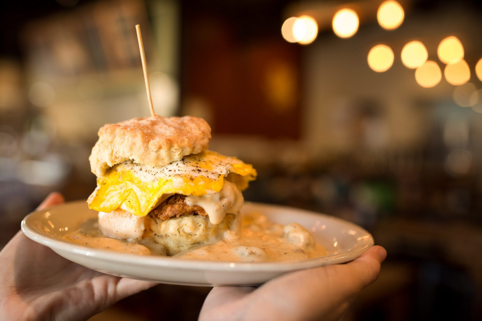 The Five and Dime from Maple Street Biscuit Co in Brentwood, TN