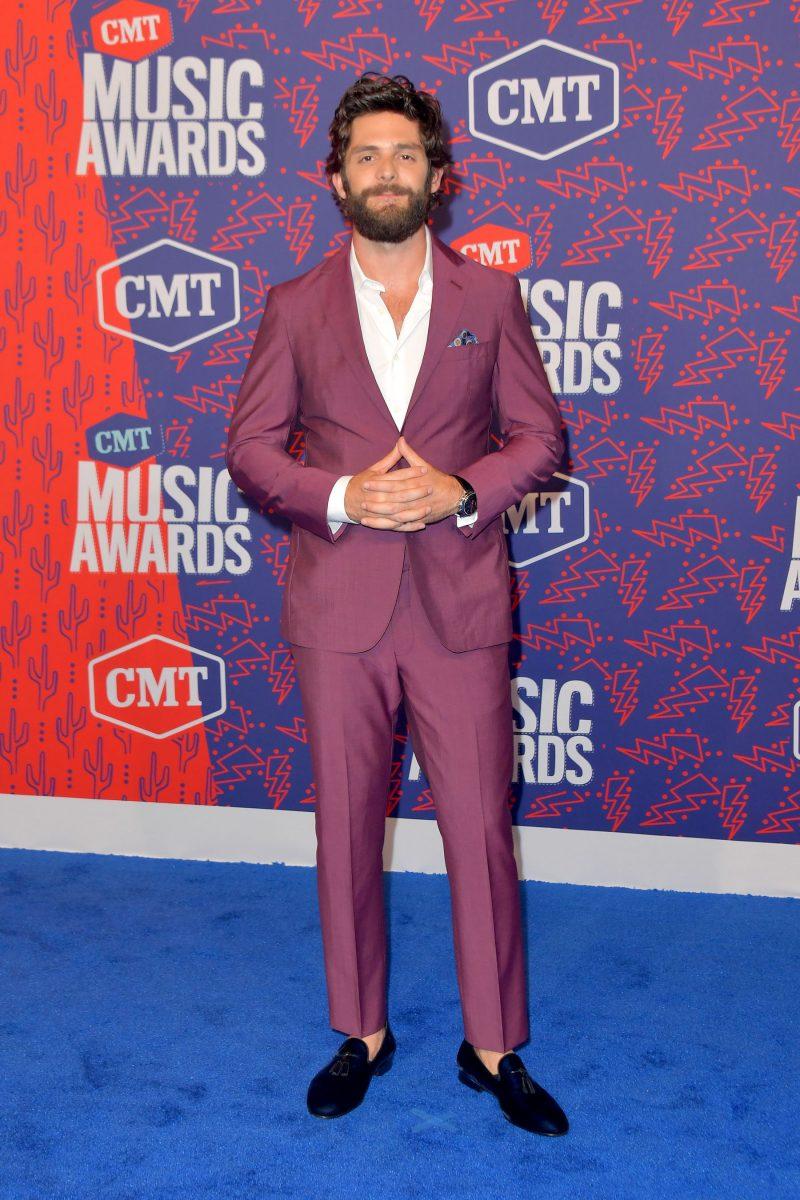 thomas rhett cmt awards 2019