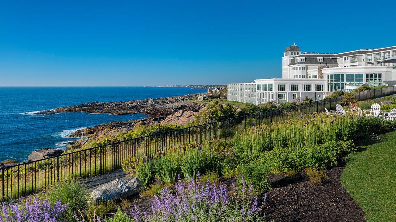 The cliff house in bald head cliff outdoor on the atlantic ocean luxury resort