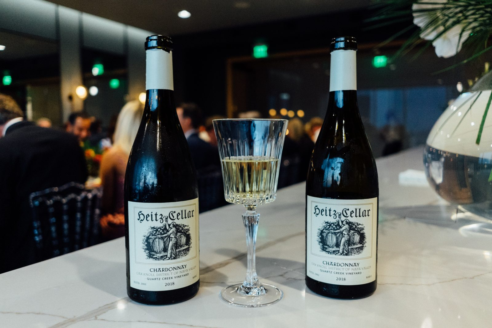heitz wine tasting fourth capital and the nashville edit seated dinner at fourth capital in downtown nashville for music city grand prix