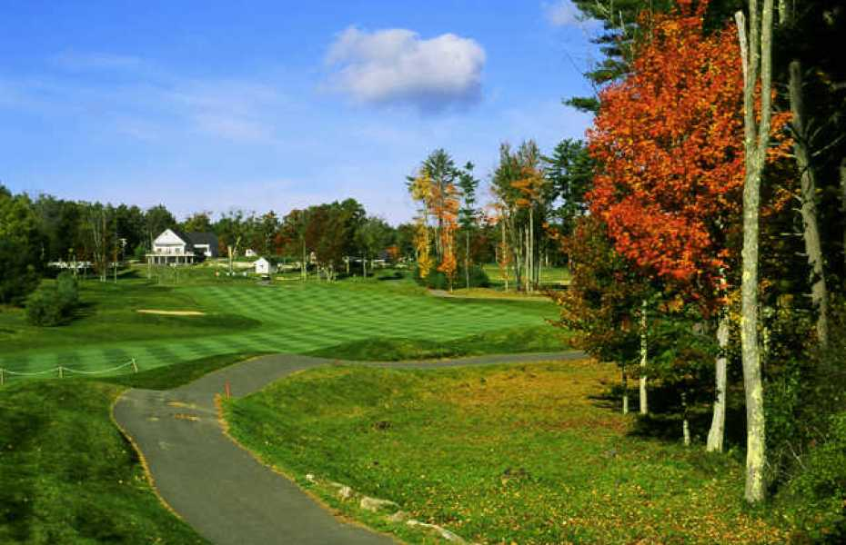 Ledges Golf Course in York Maine home of the New England US Am section qualifier