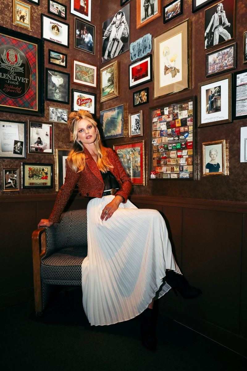 Scarlett Burke for The Nashville Edit Fall 2021 Style